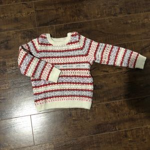 Little girls sweater